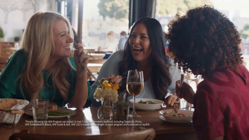 myWW TV Commercial, 'Oprah's Favorite Thing: Camera: Triple Play: Cookbook'