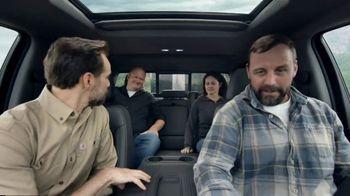 2020 Chevrolet Silverado TV Spot, 'Invisible Trailer' [T2]