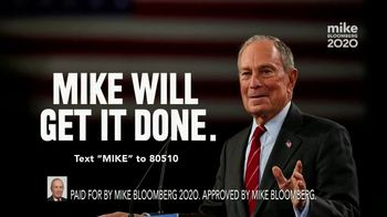 Mike Bloomberg 2020 TV Spot, 'The Scary Truth' - Thumbnail 9