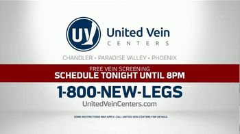 United Vein Centers TV Spot, 'Schedule' - Thumbnail 6