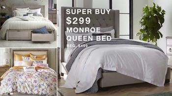 Macy's Presidents Day Sale TV Spot, 'Super Buys: Furniture and Beds' - Thumbnail 5