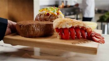Outback Steakhouse Steak & Lobster TV Spot, 'It's Back With Mac & Cheese and Shrimp'