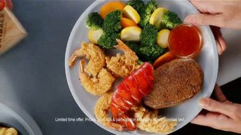 Outback Steakhouse Steak & Lobster TV Spot, 'It's Back With Mac & Cheese and Shrimp' - Thumbnail 6
