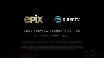 EPIX TV Spot, 'DIRECTV: February 2020 Free Preview' - Thumbnail 10