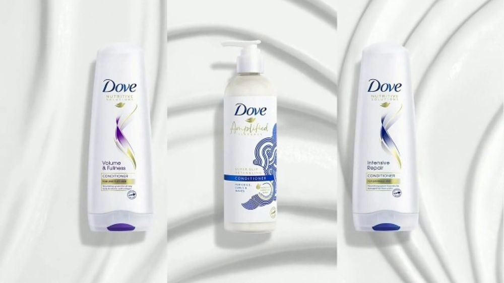 Dove Hair Care Tv Commercial All Hair Is Beautiful Ispot Tv