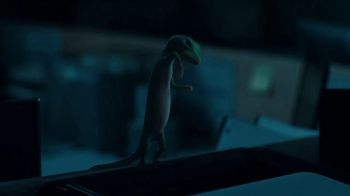 GEICO TV Spot, 'The Gecko Stays Late at Work' - Thumbnail 4