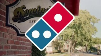 Domino's Pie Pass TV Spot, 'Cheers to Domino's' Featuring George Wendt - Thumbnail 1