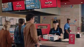 Domino's Pie Pass TV Spot, 'Cheers to Domino's' Featuring George Wendt - Thumbnail 10
