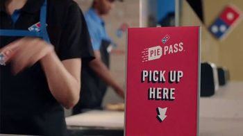 Domino's Pie Pass TV Spot, 'Cheers to Domino's' Featuring George Wendt - Thumbnail 4