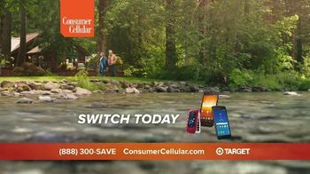 Consumer Cellular TV Spot, 'Cabin: Switch and Get $50' - Thumbnail 10