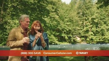 Consumer Cellular TV Spot, 'Cabin: Switch and Get $50' - Thumbnail 5