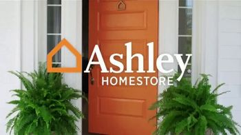 Ashley HomeStore Presidents Day Coupon Sale TV Spot, '50 Percent: Free Gift' Song by Midnight Riot - Thumbnail 1