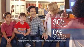 La-Z-Boy Presidents Day Sale TV Spot, 'Recliners' - Thumbnail 7