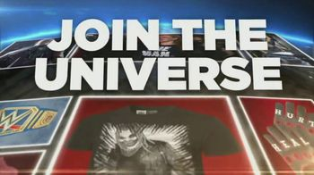 WWE Shop TV Spot, 'Join the Universe: Championship Title Savings' Song by Krissie Karlsson - 6 commercial airings