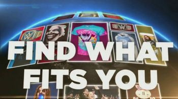 WWE Shop TV Spot, 'Join the Universe: Championship Title Savings' Song by Krissie Karlsson - Thumbnail 6