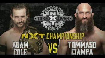 WWE Network TV Spot, 'NXT Take Over Portland' - Thumbnail 8