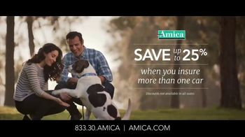 Amica Mutual Insurance Company TV Spot, \'Rescue Dog\'