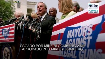 Mike Bloomberg 2020 TV Spot, 'Liderazgo en acción' [Spanish] - Thumbnail 7