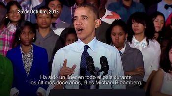 Mike Bloomberg 2020 TV Spot, 'Liderazgo en acción' [Spanish] - Thumbnail 1