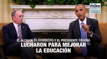 Mike Bloomberg 2020 TV Spot, 'Liderazgo en acción' [Spanish] - Thumbnail 4