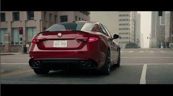 2020 Alfa Romeo Giulia TV Spot, 'Type A' Featuring Alexander Skarsgård [T1]