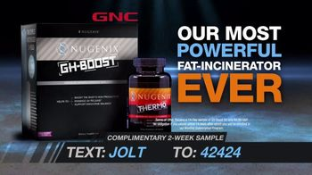 Nugenix GH-Boost TV Spot, 'Supercharged GH Production'