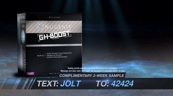 Nugenix GH-Boost TV Spot, 'Supercharged GH Production' - Thumbnail 4