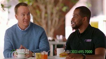 American Financing TV Spot, 'Digital Mortgage' Featuring Peyton Manning - Thumbnail 6