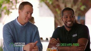 American Financing TV Spot, 'Digital Mortgage' Featuring Peyton Manning