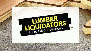 Lumber Liquidators TV Spot, 'DIY Network: New Wood Floor' - Thumbnail 1