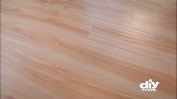 Lumber Liquidators TV Spot, 'DIY Network: New Wood Floor'