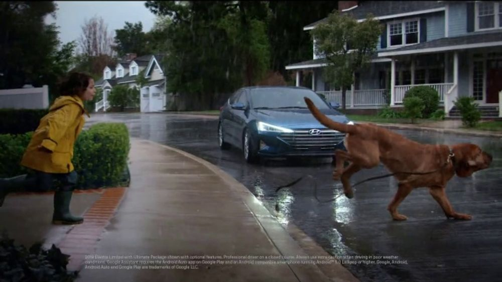 2020 Hyundai Elantra TV Commercial, 'Only Takes a Second' [T2]