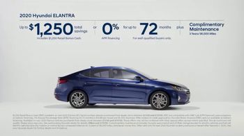 2020 Hyundai Elantra TV Spot, 'Only Takes a Second' [T2] - Thumbnail 6