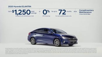 2020 Hyundai Elantra TV Spot, 'Only Takes a Second' [T2] - Thumbnail 7