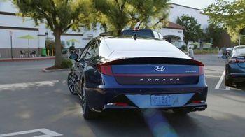 2020 Hyundai Sonata TV Spot, 'Remote Smart Parking Assist' [T2] - Thumbnail 6