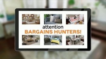 Ashley HomeStore Outlet TV Spot, 'Bargain Hunters' Song by Midnight Riot - Thumbnail 1