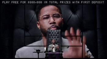 DraftKings TV Spot, 'Royalty is Earned: $888,888' Featuring Nate Burleson - Thumbnail 5