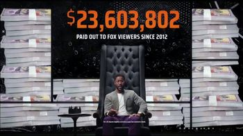 DraftKings TV Spot, 'Royalty is Earned: $888,888' Featuring Nate Burleson - Thumbnail 9