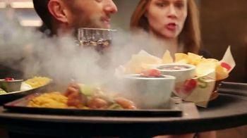 Chili's Chicken or Shrimp Fajitas TV Spot, 'Go Out to 'Ita' - Thumbnail 4