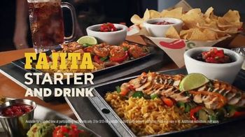 Chili's Chicken or Shrimp Fajitas TV Spot, 'Go Out to 'Ita' - Thumbnail 7