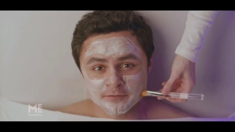 Massage Envy TV Commercial, 'Facial: Steam Therapy' Featuring Arturo Castro