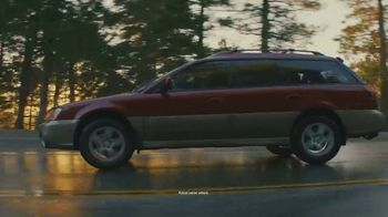 2020 Subaru Outback TV Spot, 'Easy Commute' [T1]