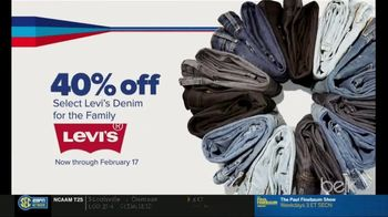 Belk Presidents Day Sale TV Spot, 'Denim and Handbags'