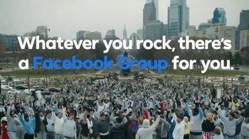 Facebook Groups TV Spot, 'Ready to Rock?' Ft. Sylvester Stallone, Chris Rock - Thumbnail 10