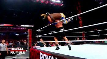 WWE Network TV Spot, '2020 Super Showdown: Brock Lesnar vs. Ricochet'