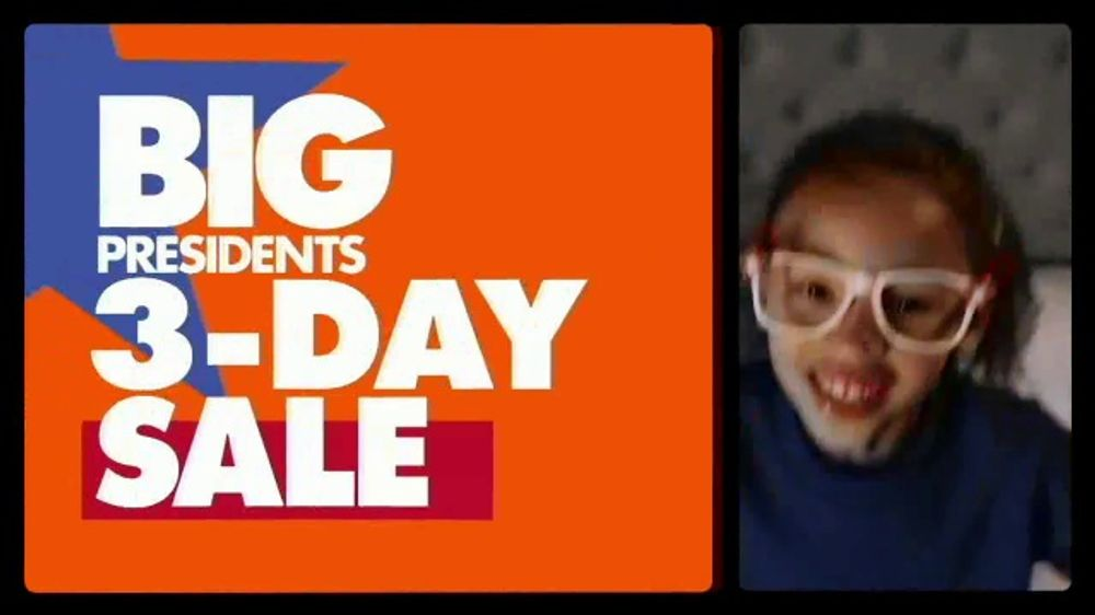 Big Lots Presidents 3-Day Sale TV Commercial, 'Recliners'