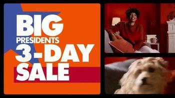 Big Lots Presidents 3-Day Sale TV Spot, 'Recliners'
