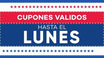 Rooms to Go Venta por el Día de los Presidentes TV Spot, 'Cupones' [Spanish] - Thumbnail 5
