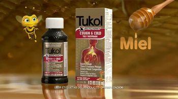 Tukol Xpecto Honey Cough & Cold TV Spot, 'Expulsa y calma' [Spanish] - Thumbnail 1
