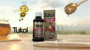 Tukol Xpecto Honey Cough & Cold TV Spot, 'Expulsa y calma' [Spanish] - Thumbnail 8
